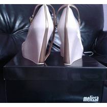 Melissa Patchuli X A, Bege/dourado N°38