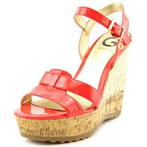 G By Guess Bonitas Wedge Sandálias Sapatos