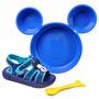 Sandália Papete Infantil Mickey Disney Grendene - Clique+