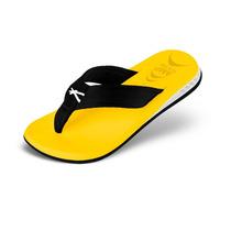 Sandália Kenner Nk5 Amp Reactor Colors Amarelo/preto