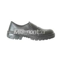Sapato Botina De Segurança Elastico Sem Bico Com C.a.