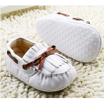 Sapato Social Sapatinho Branco Bebê Infantil Menino Terninho