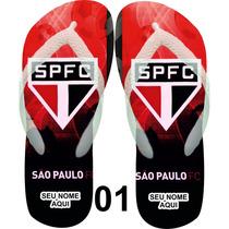 Sandálias São Paulo Personalisadas