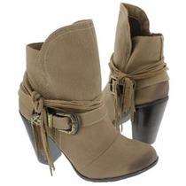 Bota Ankle Boot Tanara N7161 - Galluzzi Calçados