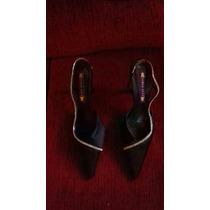 Sapato De Salto Feminino Festa Luxo