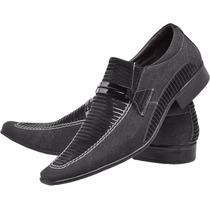 Sapato Masculino Casual Moderno Festa Fim De Ano Gofer