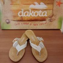 Rasteira Dakota, Conforto E Qualidade