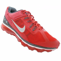 Tênis Nike Air Max 2013 Vermelho