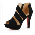 Sapatos Femininos De Verão 2014 Sexy Gladiador.