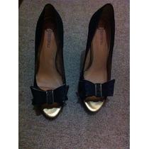 Sapato Pee Toe, Cristófoli, Seminovo, Número 37