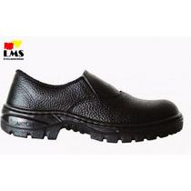 Botina/ Sapato De Segurança Cartom R16 Pu Md Elas Epi