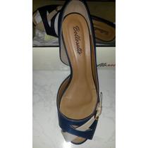 Sapato Feminino Salto Baixo Super Promoção..!!