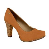Sapato Feminino Dakota - Caramelo (marsala)