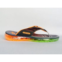 Chinelo Nike Gel Air Max,masculino Original,(12x S/ Juros)