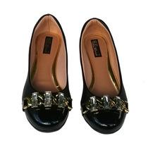 Sapatilha / Sapato Com Brilho