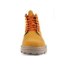 Bota Coturno Hip Hop Amarela Yellow Boots