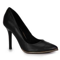 Sapato Feminino Scarpin Via Marte 14-101 Original + Nota F