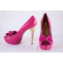 Peep Toe Pink Triton