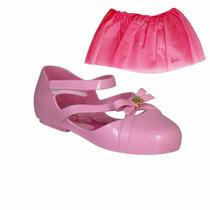 Sapatilha Infantil Barbie Bailarina 21471 Snob Calçados