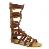 Sandália Gladiadora Feminina Dakota