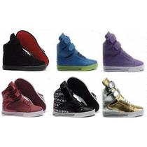 Tenis Supra Shoes Tksociety Justin Bieber Com Preço Especial