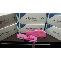 Chinelo Kenner Feminino Lips