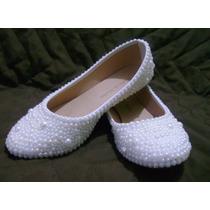 Sapato De Pérolas Em Vários Tamanhos