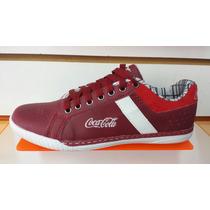 Sapatenis Coca Cola