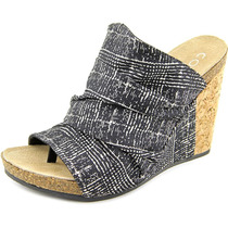 Coconuts By Matisse Torre Mulheres Aberto Toe Wedge Heel Can
