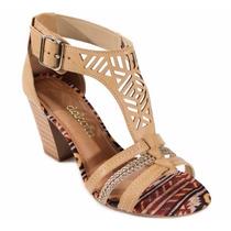 Sandália Feminina Dakota Z0023 Snob Calçados-s1