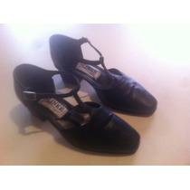 Sapato Scarpin Preto Blinke