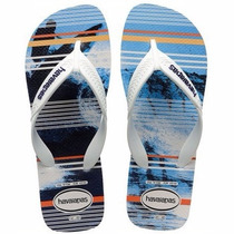 Sandália Havaianas Surf Masculina Tira Larga