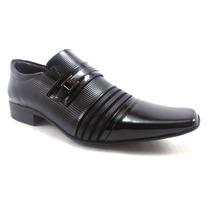 Sapato Social Masculino Verniz Jotape Conforto E Estilo