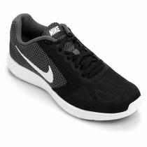 Tênis Masculino Running Nike Revolution 3 Snob Calçados-s1