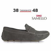 Drive Samello Jabuticaba Tamanhos 38 A 45 46 47 48 Original