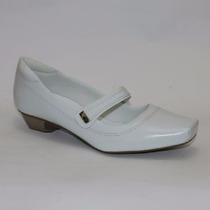 Sapato Branco - ( Boneca ) - Neftali - Linha Hospitalar