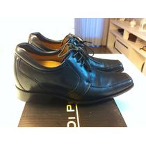 Sapato Di Polini Preto Com Salto