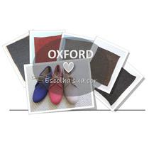 Atacado Revenda Calçados Oxford Sapatilhas Cx 12