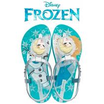 Sandália Ipanema Frozen Infantil Elsa - 25865