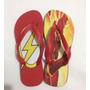Chinelo Havaianas Top Personalizado - The Flash