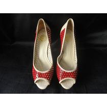 Sapato Scarpin Meia Pata Nº 36