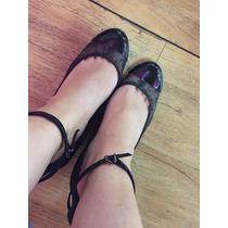 Sapato Schutz 37 Boneca Salto Grosso Baixo