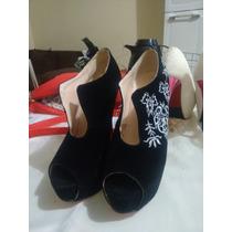 Sapatos Importados Feminino Pronta Entrega N°35