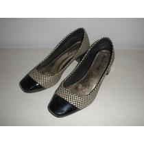 Sapato Sandália Feminina Usada Ótimo Estado Tamanho 35