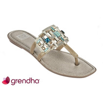 Sandália Grendha New Collection Speciallita Dedo 17016