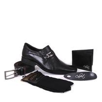 Sapato Calvest Com Acessórios - 32744