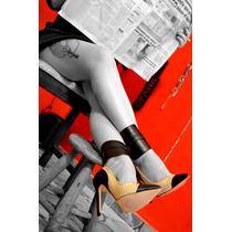 Pronta Entrega! Sapato Feminino Scarpin Stiletto Salto Alto