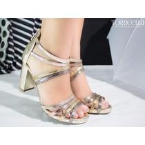 Sapato Sandalia Feminino Torricella Salto Alto Frete Gratis