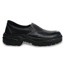Sapato Elástico De Segurança Sem Bico De Aço Cartom 016 Epi