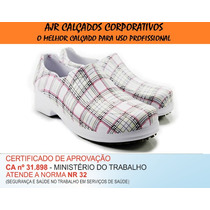 Sapato Med Work Crock [ Hospital | Gastronomia | Estampado ]